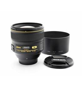 Nikon Nikon 85mm f1.4G AF-S   ALC122502