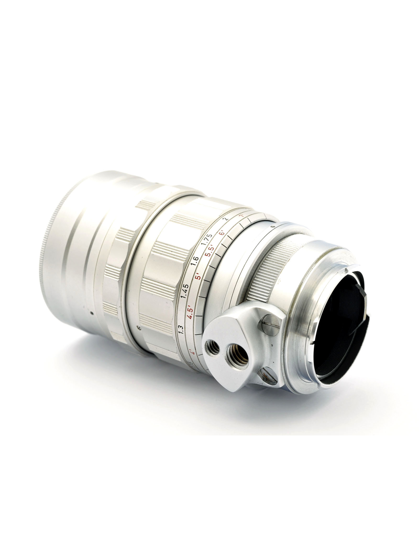 Leica Leica 90mm f2 Summicron Chrome Canadian   AP1082707