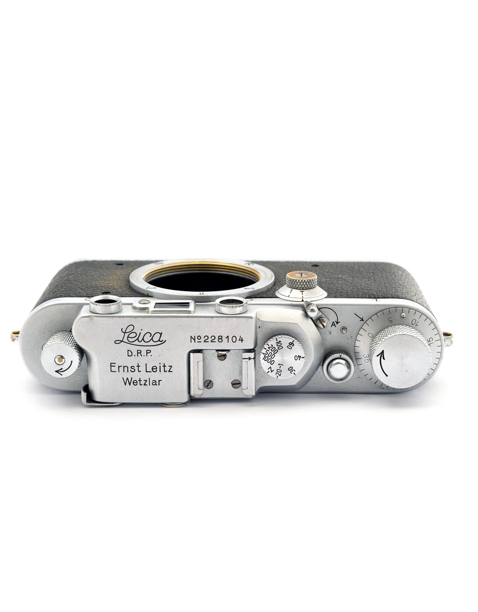 Leica Leica IIIa Chrome   AP1101301