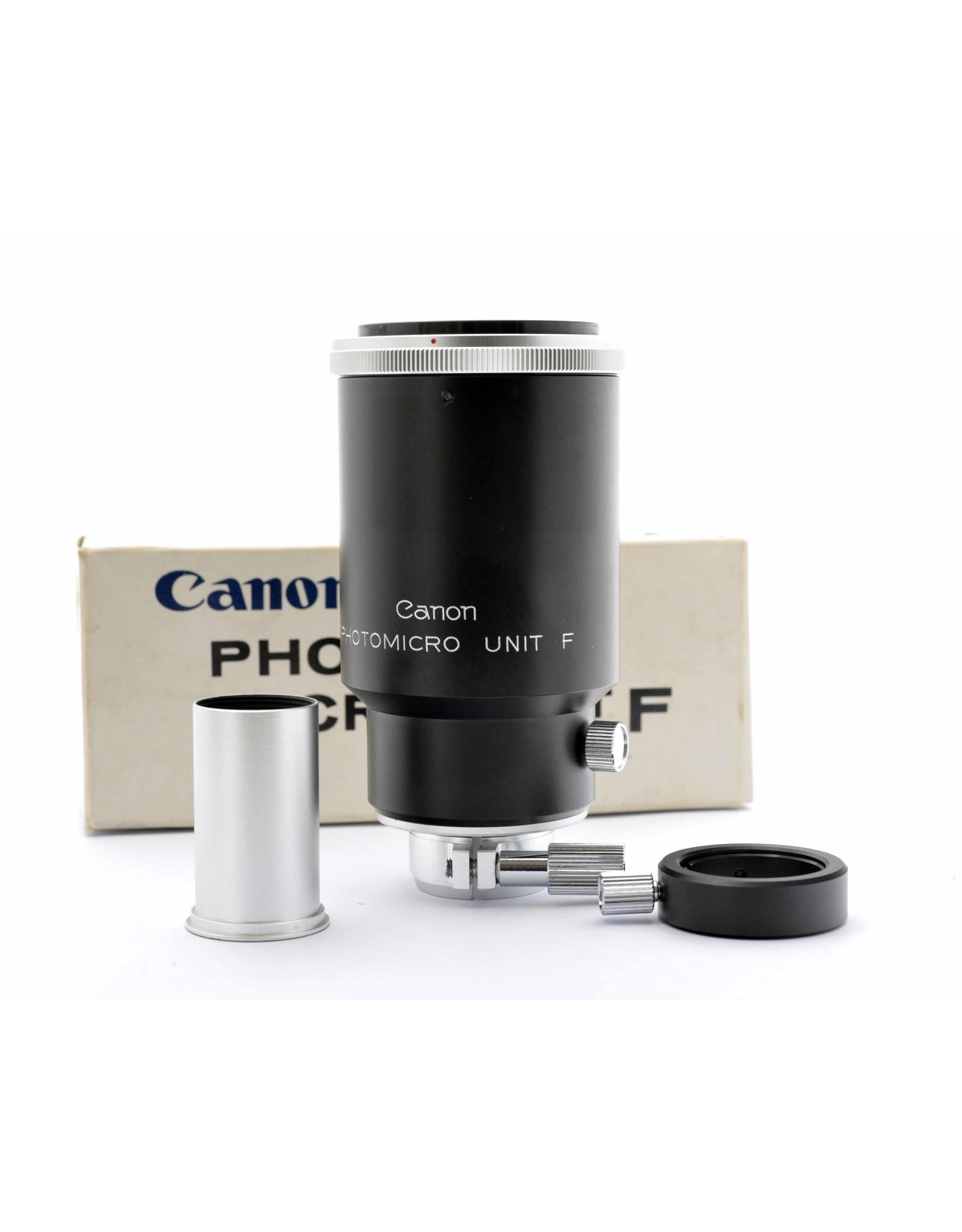 Canon Canon Photo Micro Unit F   AP1081424