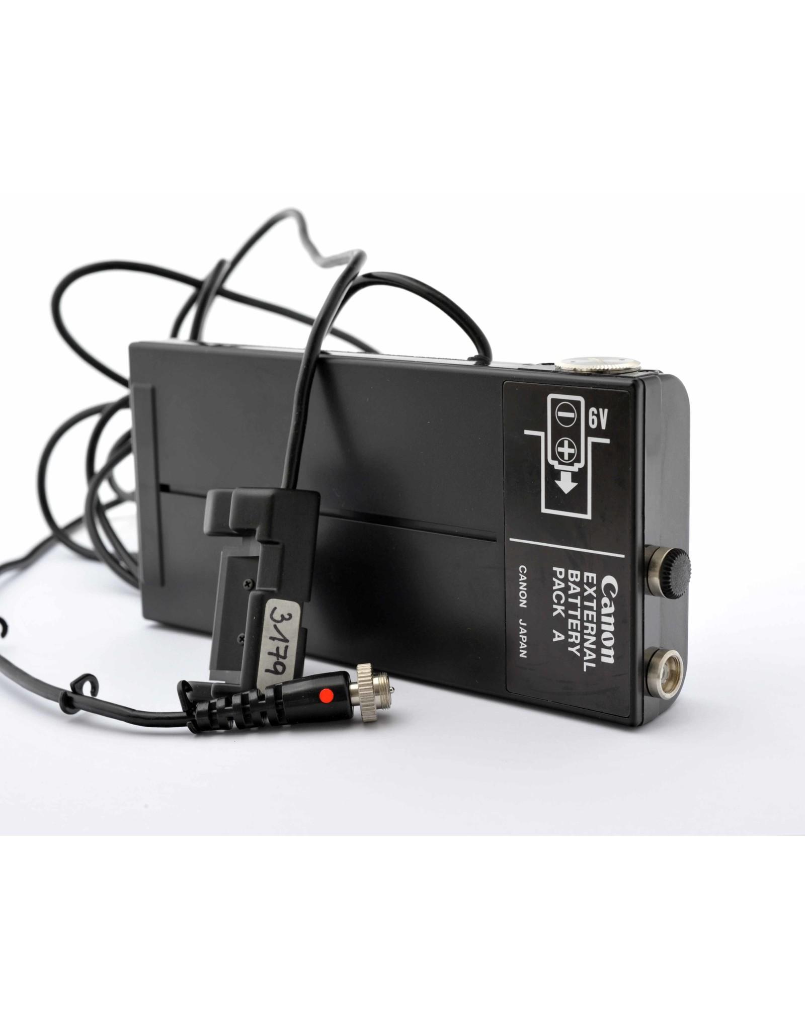 Canon Canon External Battery Pack A   AP1081418
