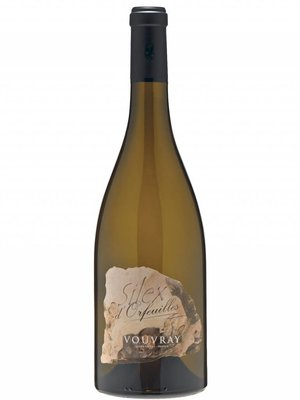 Vouvray Nature Sec Silex 2016