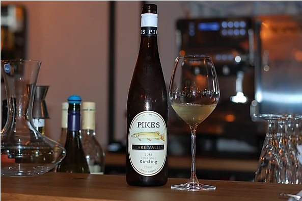pikes clare valley riesling 2018