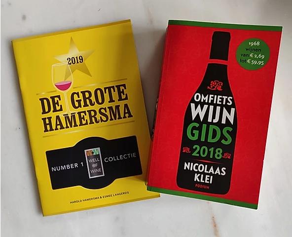 De omfiets wijngids en de Grote Hamersma