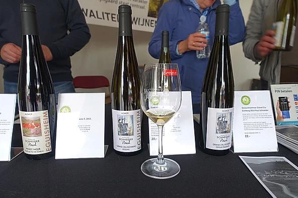 De fantastische wijnen van domaine Alsace