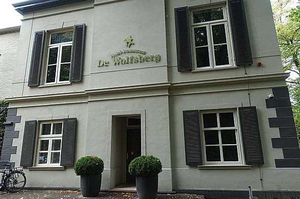 Heerlijk overnachten in Hotel de Wolfsberg