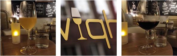 Wijnproeven bij wijnbar Viqh Haarlem