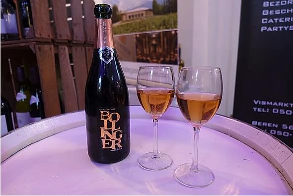 Bollinger 2006 Champagne Brut Vintage Rosé