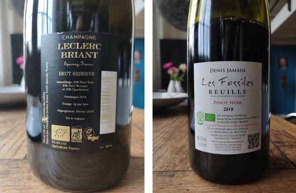 De keurmerken van biologische wijn