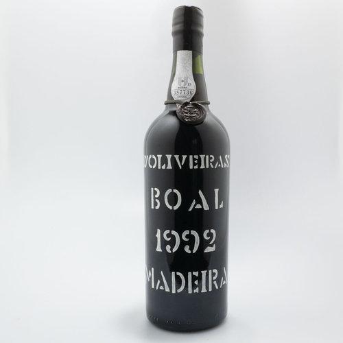 D'Oliveiras Madeira Boal 1992