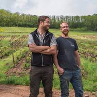 Paul-Henry Thillardon , een van de jongste top wijnbouwers in de Beaujolais