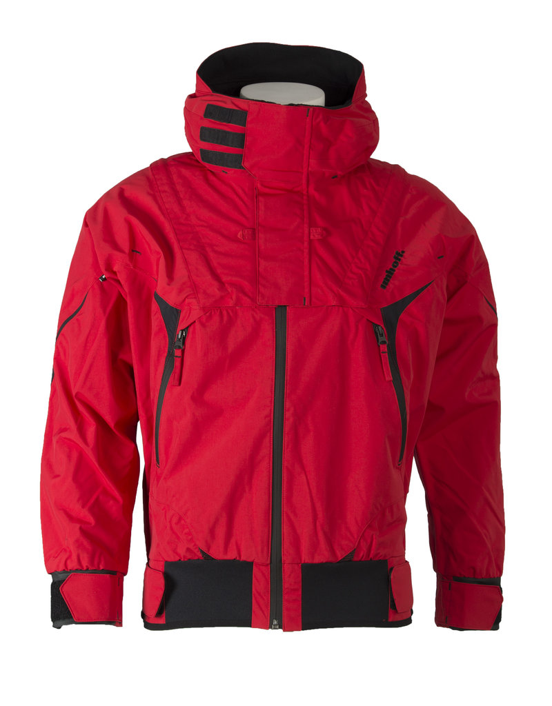 Imhoff Zip Top jack VPR-10 rood
