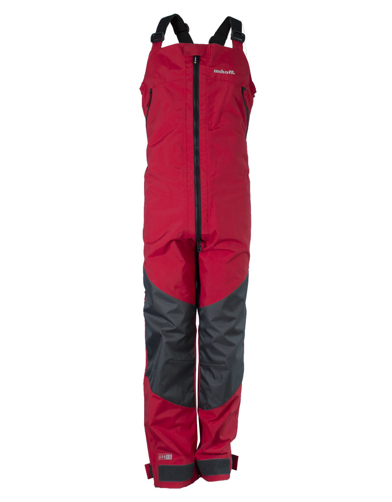 Imhoff Offshore salopette VPR-15 rood