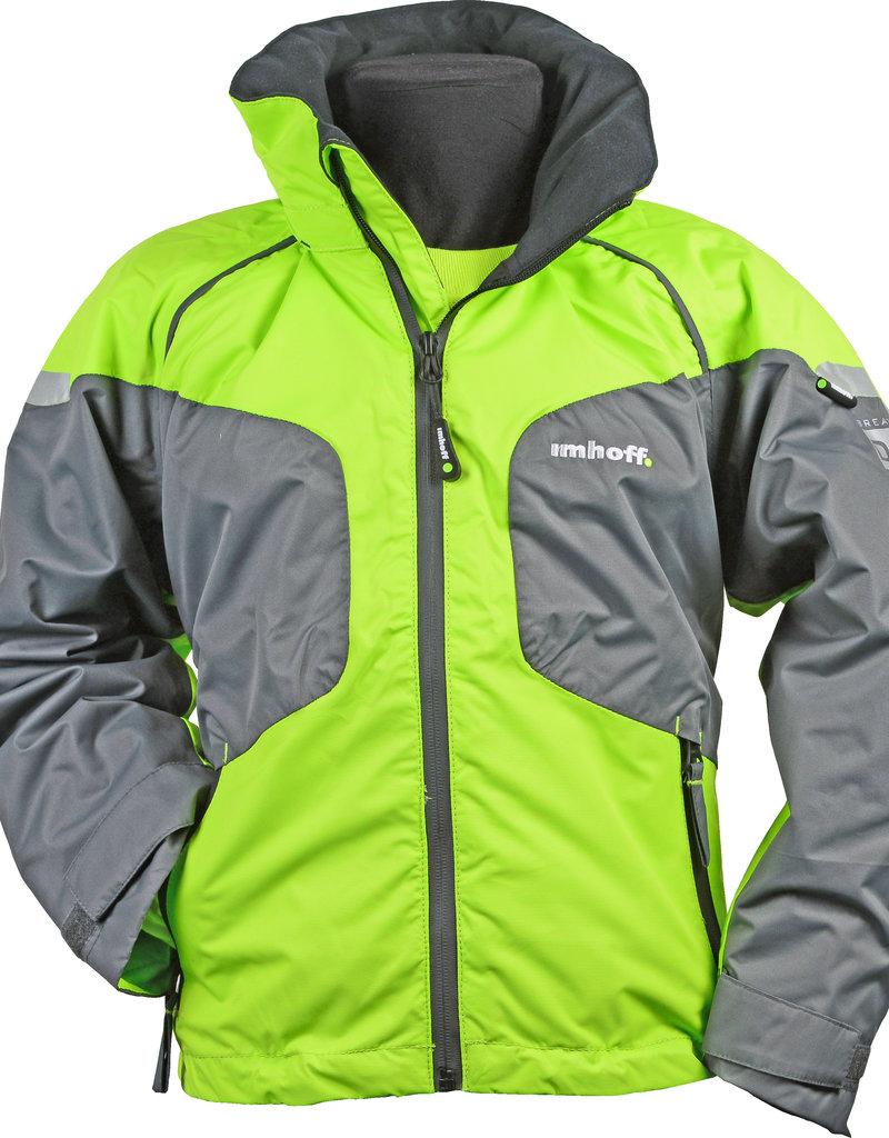 Imhoff Kids jacket Lime