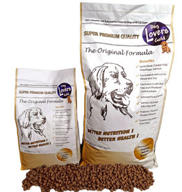 Dog lovers gold The Original Formula - 13 kg