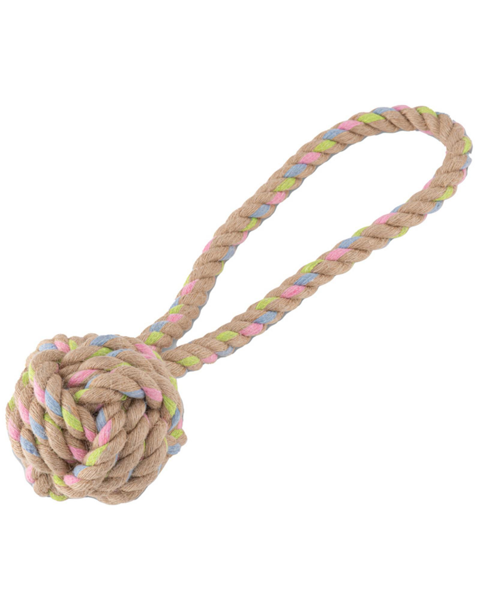 Beco pets Hemp - Ball with loop