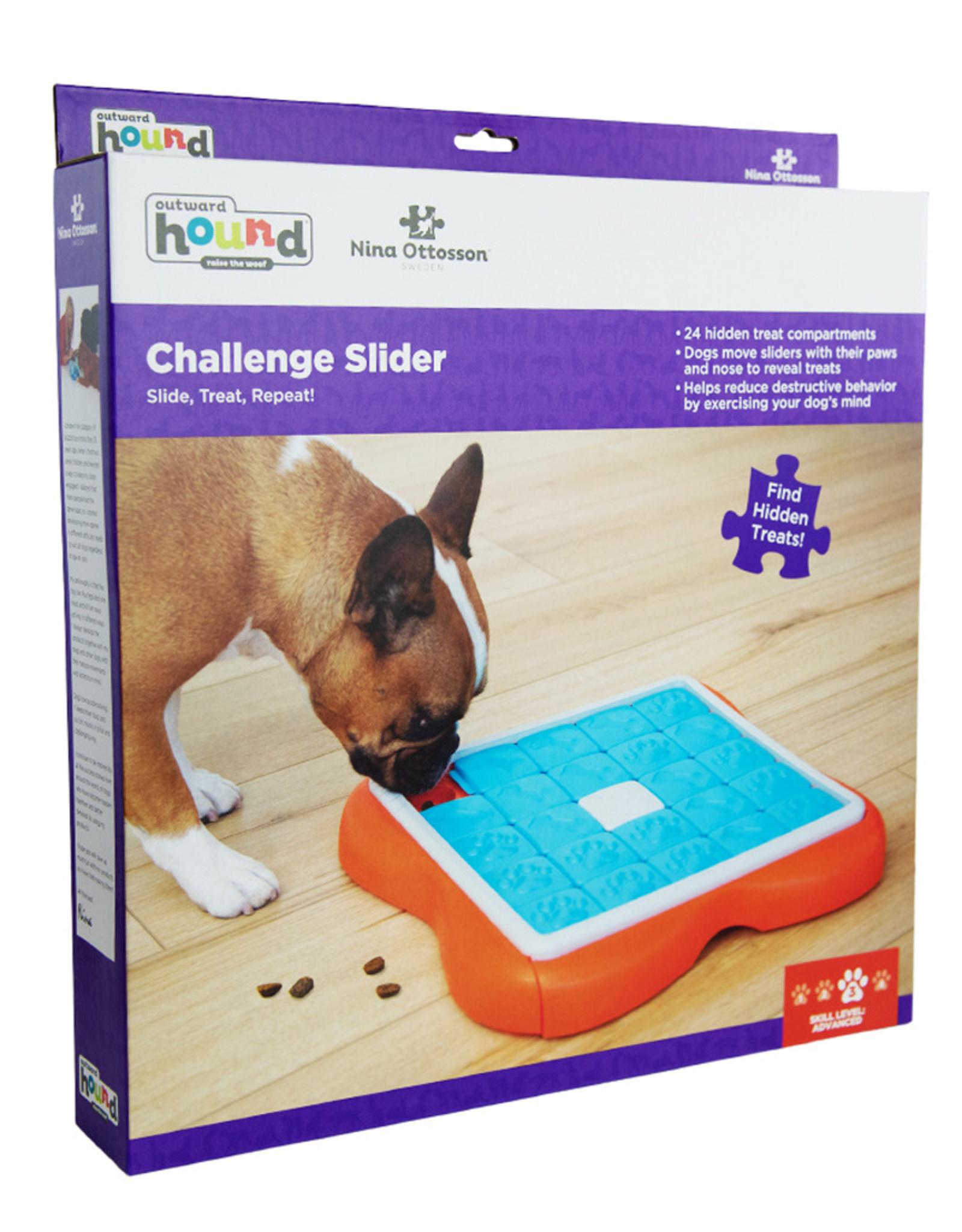 Outward Hound Challenge Slider