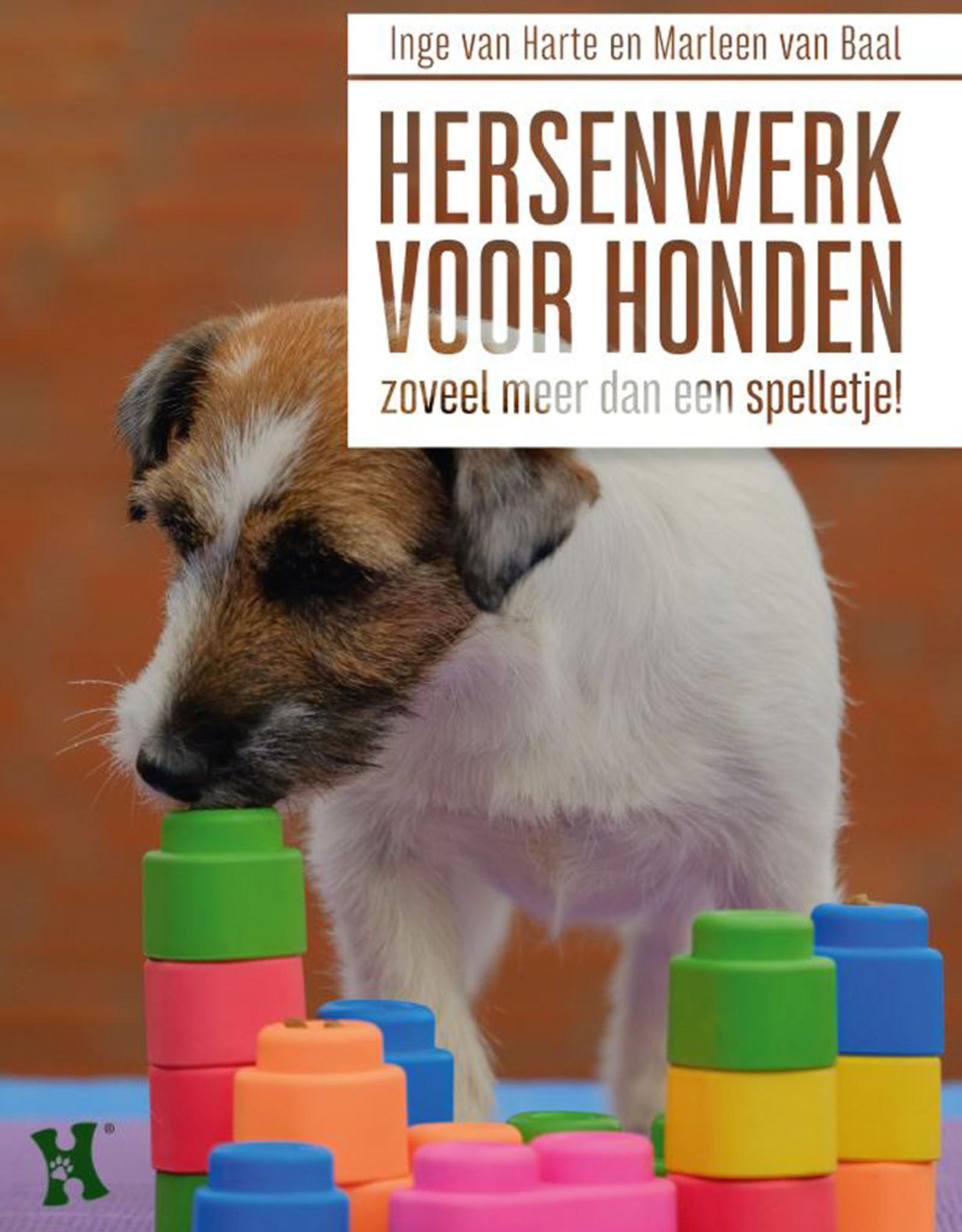 Boek - Hersenwerk voor honden zoveel meer dan een spelletje!