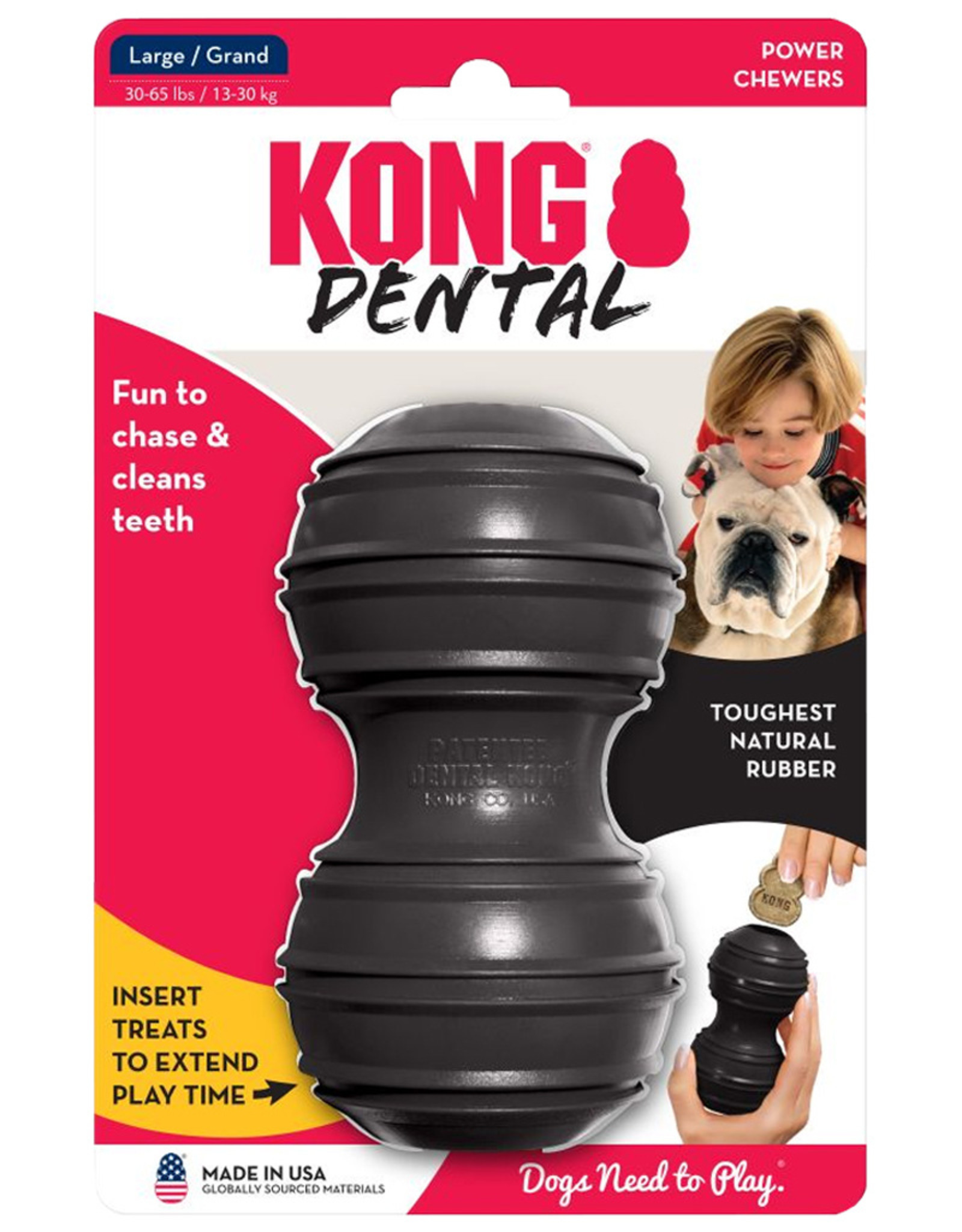 Kong Extreme Dental