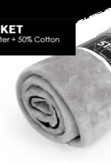 51 Degrees North Deken Fuzzy blanket