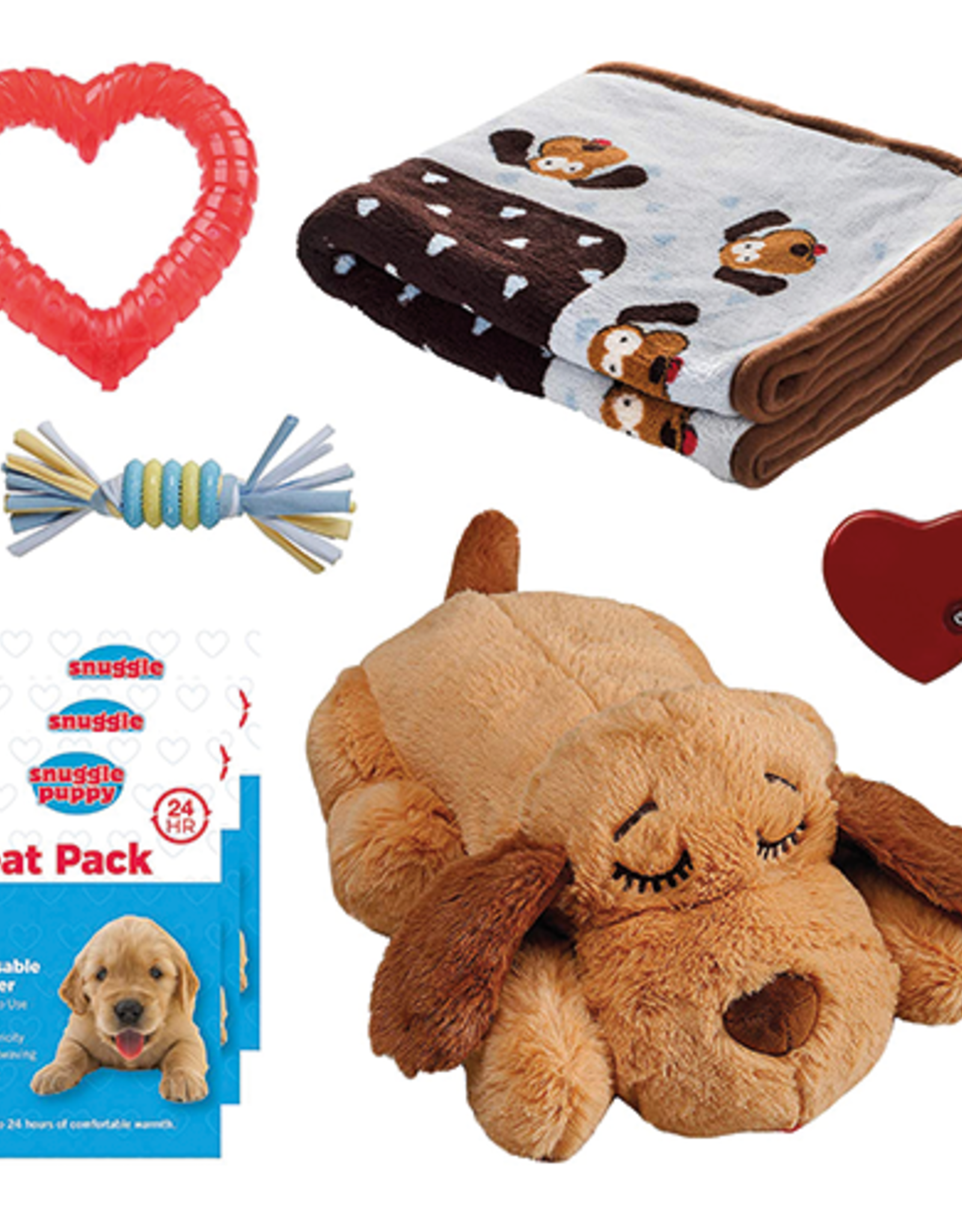 Snuggle puppy heatpack