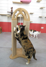 Catswall Design krabpaal - arched scratching post