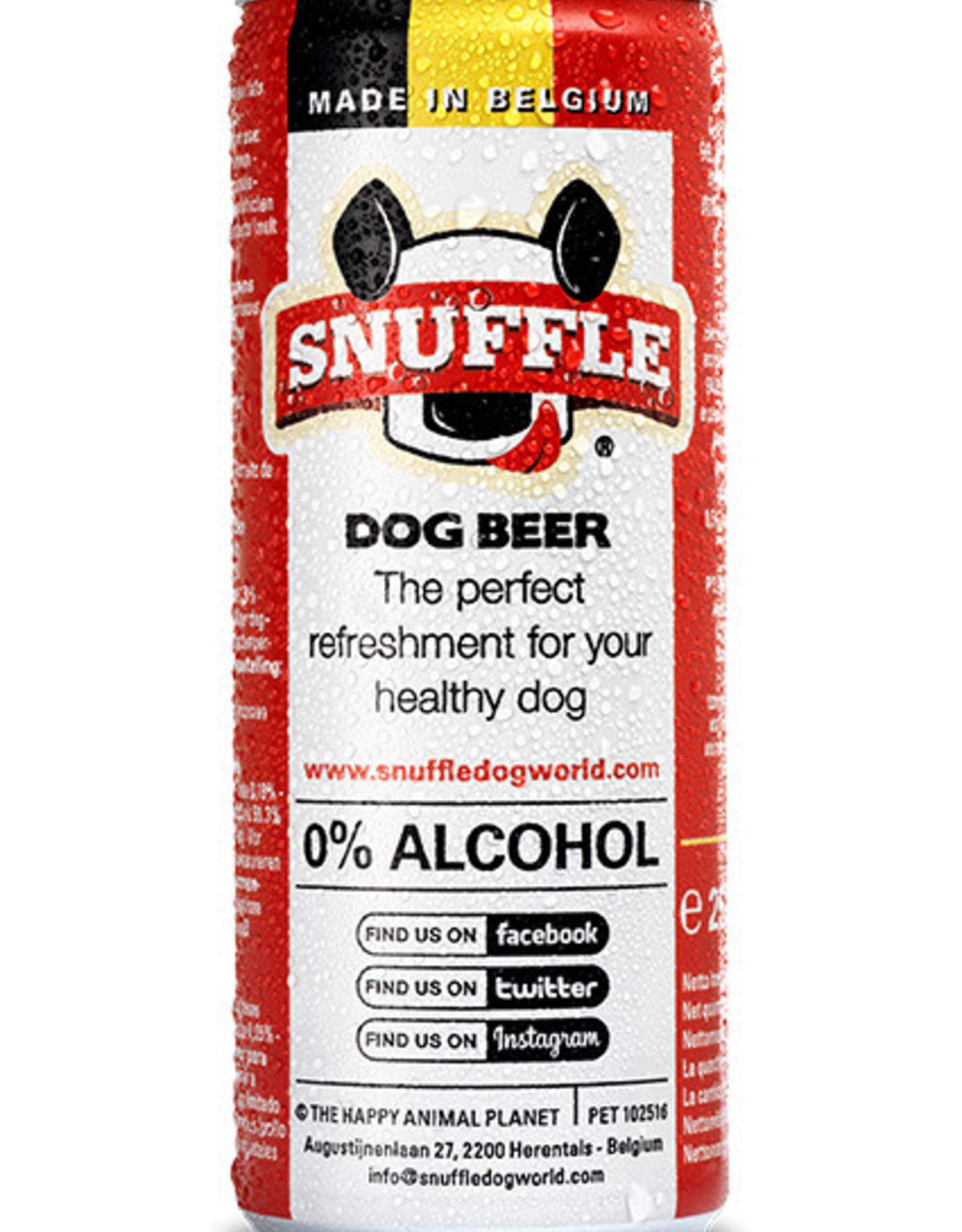 Snuffle Dog Beer Original hondenbier