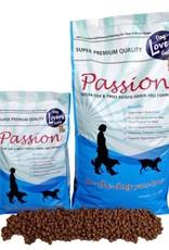 Dog lovers gold Passion – Verse Zalm en Zoete aardappel
