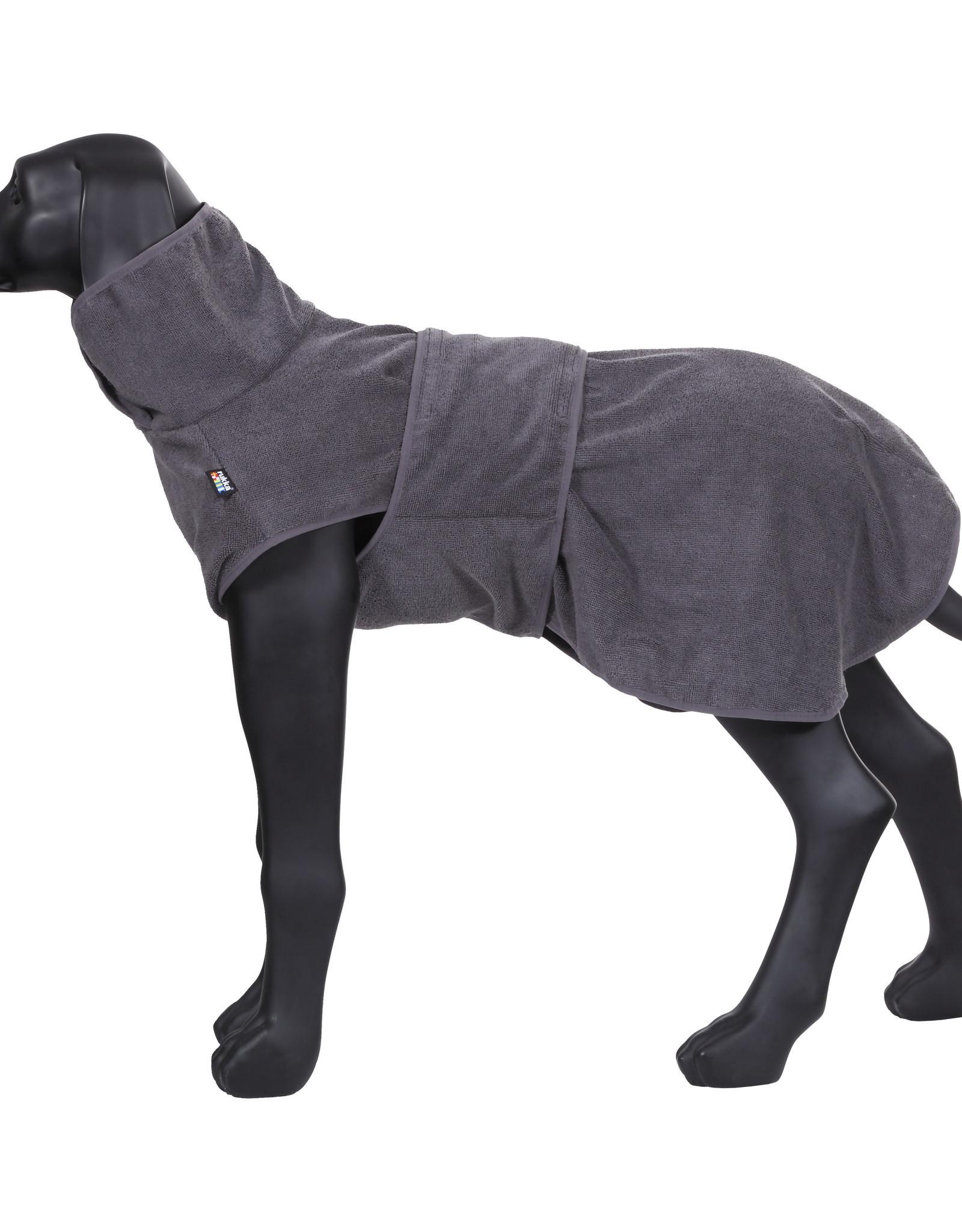 RukkaPets lichtgewicht hondenbadjas