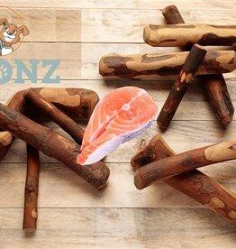 Superwood salmon