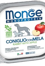 Monge Wet Rabbit with apple