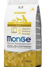 Monge Specialty line All Breeds Adult Chicken, Rice & Potatoes