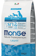 Monge Specialty line All Breeds Adult Light Salmon and Rice