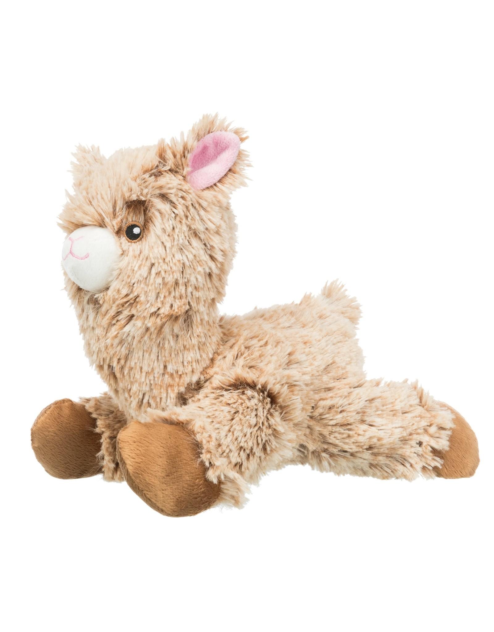 Trixie Pluche Alpaca hondenspeelgoed
