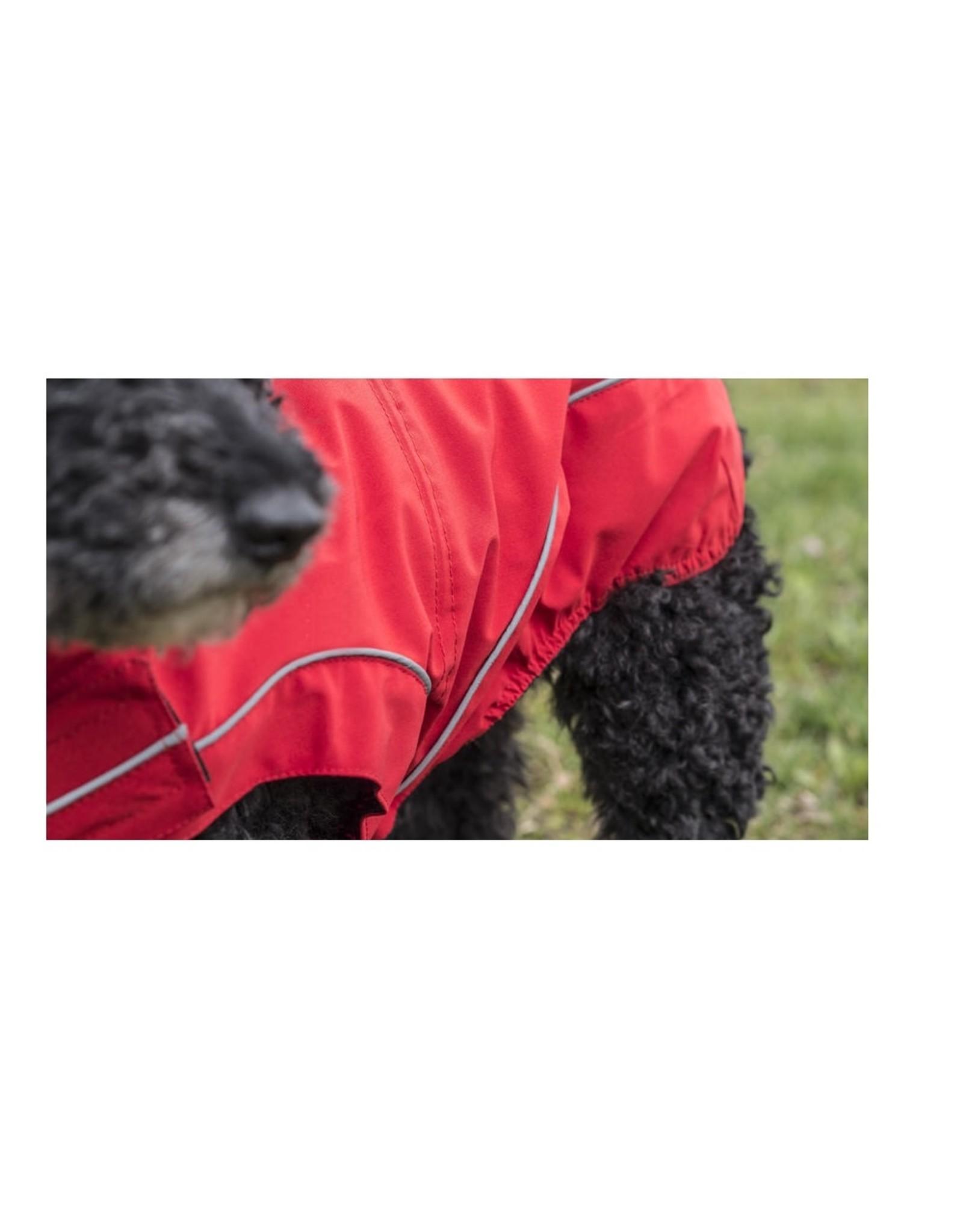 DogBite Honden regenjas rood