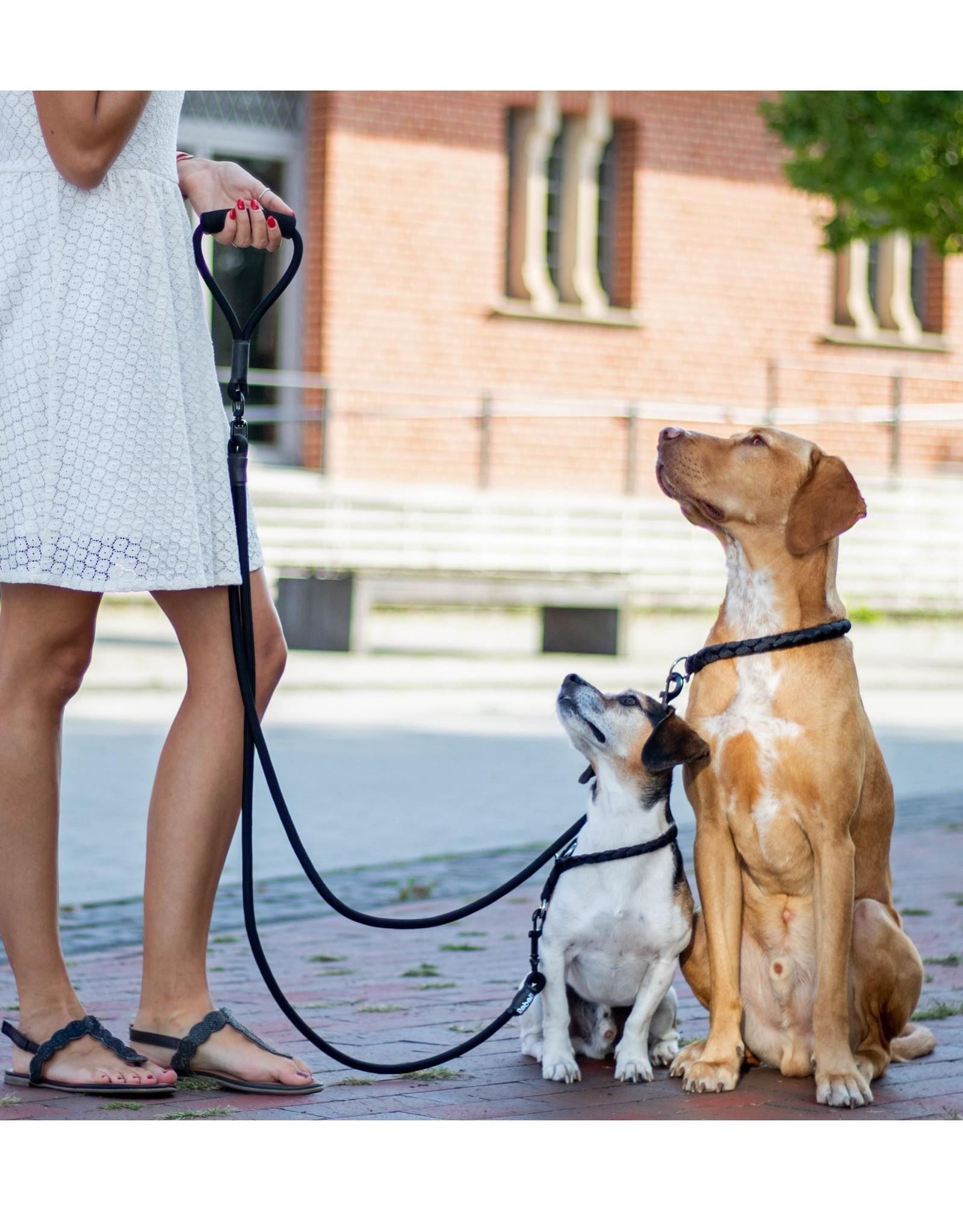 Rebel Petz Adjustable Double Dog Leash