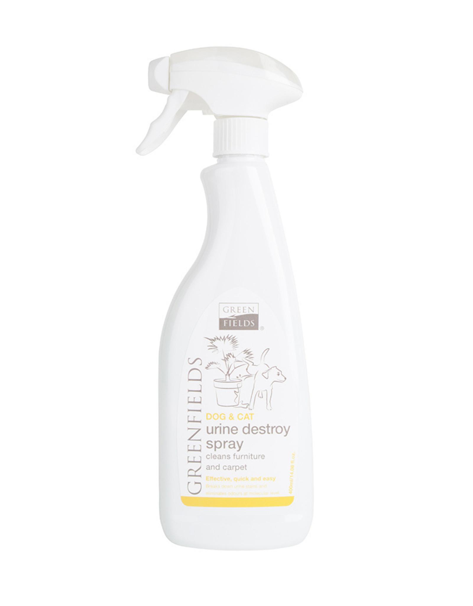 Greenfields Urine verwijderaar 400 ml.