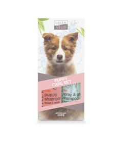 Greenfields Puppy shampoo Care Set