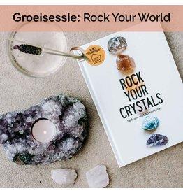Workshop • nieuwe maan + kristallen