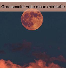Volle maan meditatie @Haarlem/online