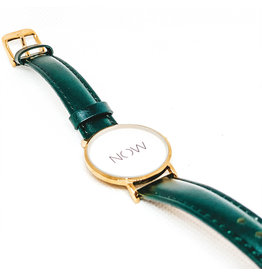 NOW horloge • Forest Green