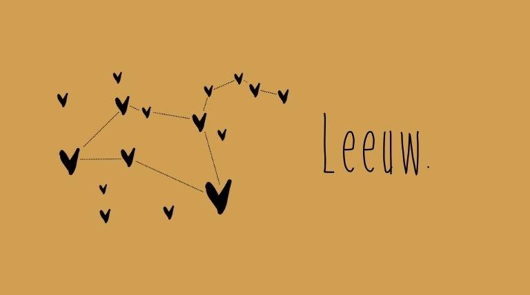 De Leeuw is een geboren leider, alles over dit sterrenbeeld & de liefde