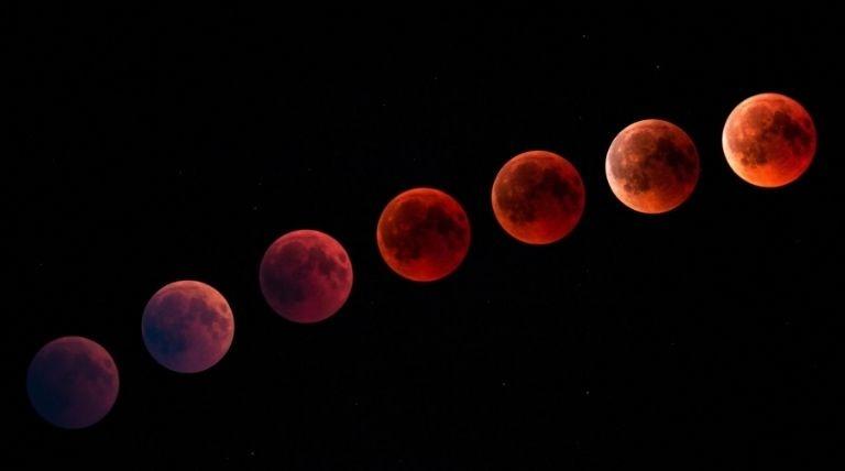 Leven in het ritme van de maan, en de invloed van de maan op je vrouwelijke (menstruatie) cyclus