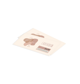 Lief Leven digitale giftcard | van 10 tot 100 euro