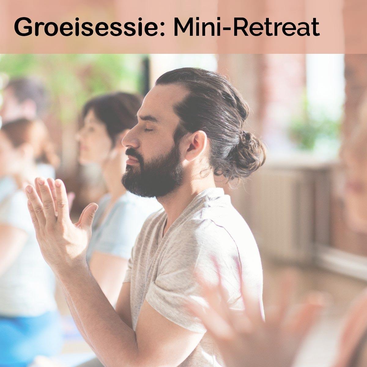 Lief Leven Mini-Retreat 'je verdient het om te stralen'
