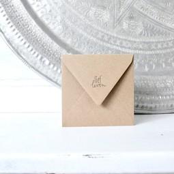 Wenskaart • Felicitatie huwelijk