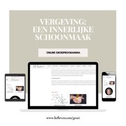 Groeiprogramma Vergeving door Willem Glaudemans