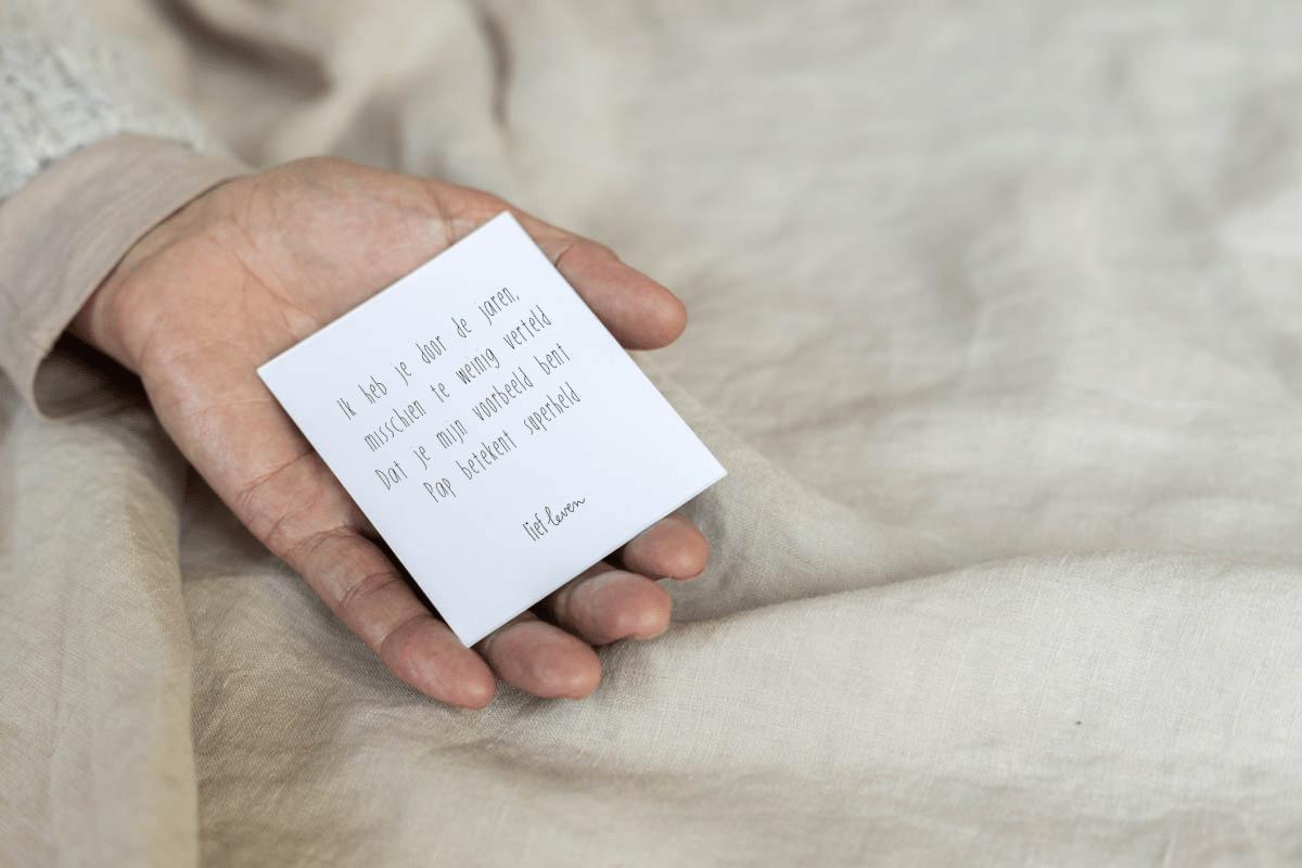 Vaderdag ideeën: de leukste vaderdag gedichtjes