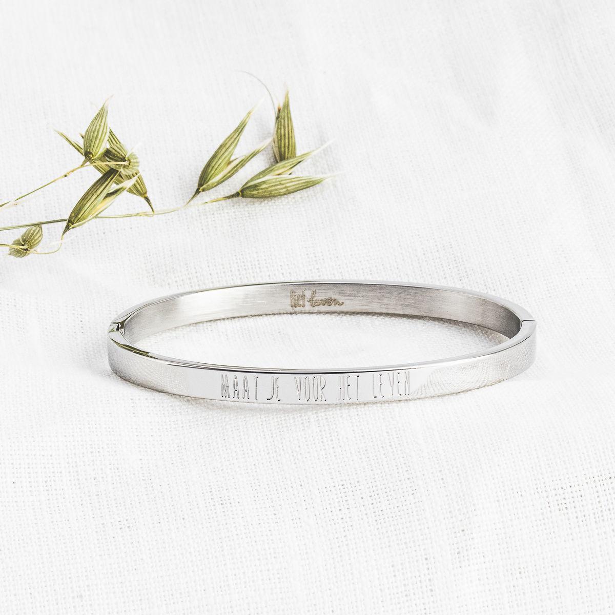 Armband • Maatje voor het leven