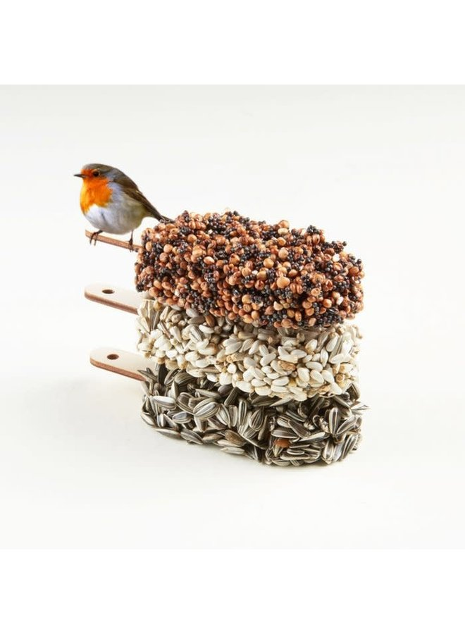 Desserts for Birds - double